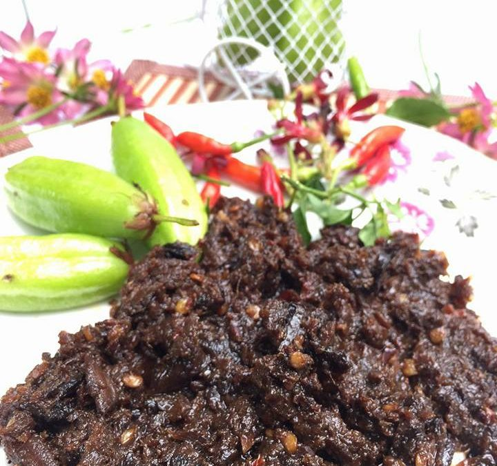 sambal hitam pahang online – kuala lipis